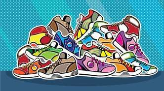 got sneakers? Fundraiser