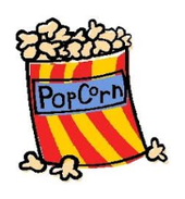 Check out the many varieties of popcorn!