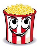 We're Selling Popcorn!