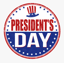 Presidents Day/ Schools Closed- Winter Break