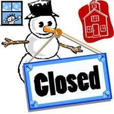 School Closed- Winter Break