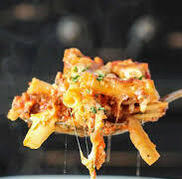 Lunch: Baked Ziti from Gino's - $3.00