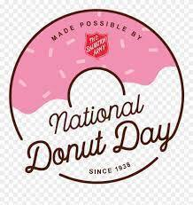 National Donut Day - $1.00