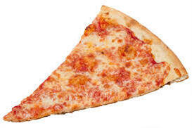 Lunch: Pizza from Gino's - 1 slice for $3.00/2 slices for $5.00