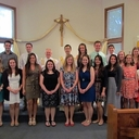 Mass for Class of 2015 May Graduates