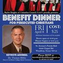 Fundraiser Dinner for Persecuted Christians
