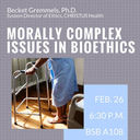 Bioethics Talk