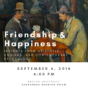 Thomistic Institute Lecture - Friendship & Happiness