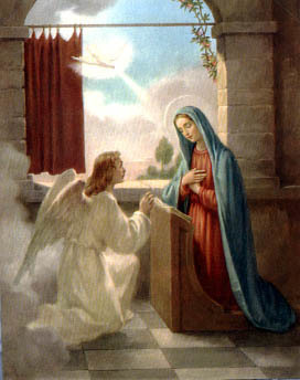 Feast of the Annunciation to the Blessed Virgin