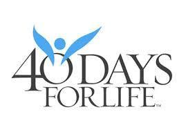 40 Days for Life Kick-Off Event