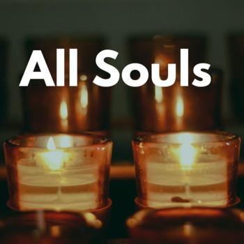 Rosary for Peaceful Elections and All Soul's Mass November 2