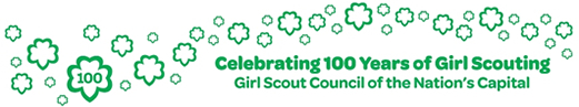 Celebrating 100 years of Girl Scouting in the Nation's Capital