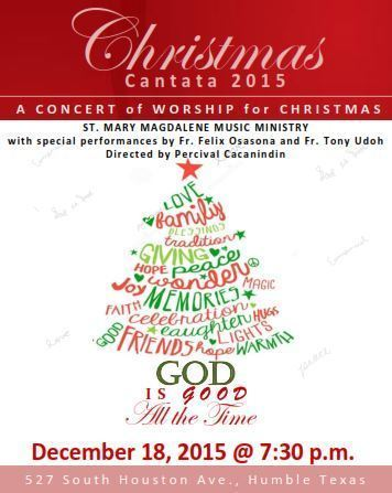 christmas cantata by the choir - What Is A Christmas Cantata