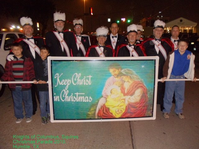 Humble Christmas Parade