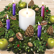 FAMILY NIGHT- Advent Wreath Making