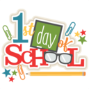 First Day of School K-3 ONLY