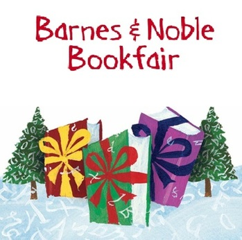Christmas Barnes & Noble Bookfair