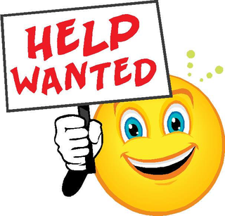 HELP WANTED: Tuesday & Wednesday Lunch