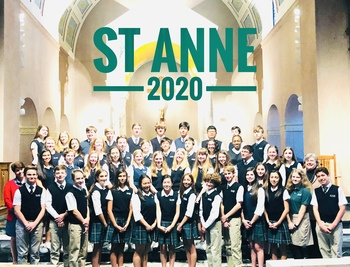 St. Anne Class of 2020