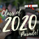 Graduation Parade for Eighth Grade Students