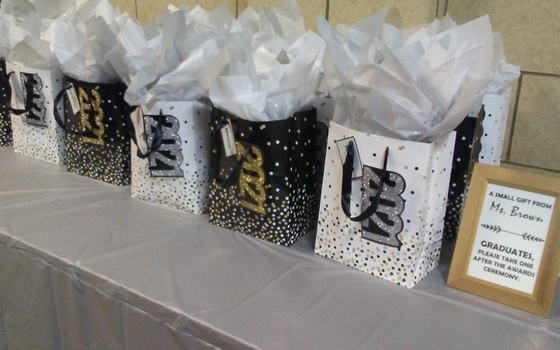 Ms. Brown's Graduation Gifts: Little Bits of Advice for the Class of 2021