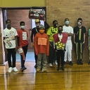 8th Grade Celebrates Halloween with D.I.Y. Pun Costumes!
