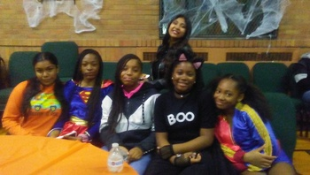 FANGtastic Fun at the PTL's Annual Halloween Party!