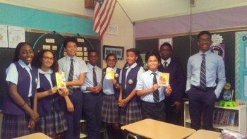 8th Grade Writes Pun-Filled Birthday Cards to Faculty