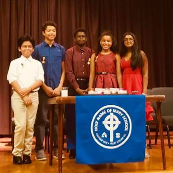 2019 National Junior Honor Society Induction Ceremony