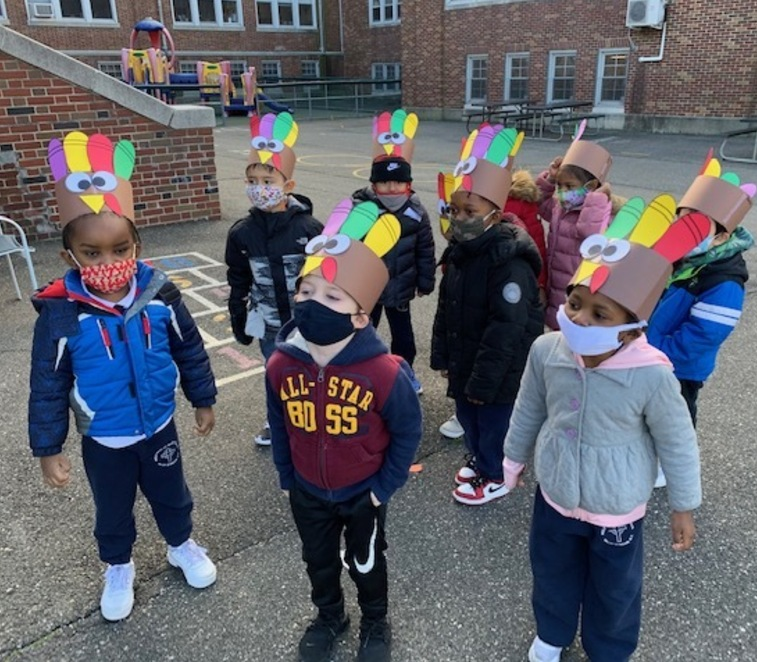 Click for a Thanksgiving video from our class
