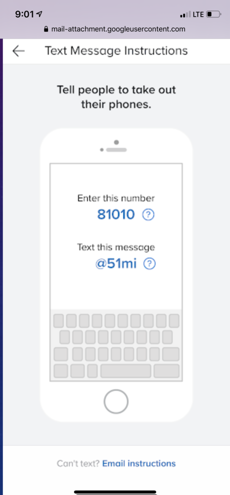 Code to Join the Remind App