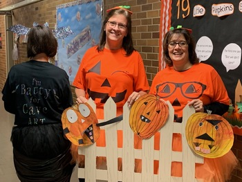 Halloween Fun at Holy Family School