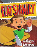 It is Flat Stanley's 50th Anniversary!!!