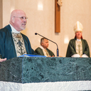 New pastor grateful for support from present, past parishioners