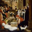 During plague, Catholic Church called on saints for help, healing