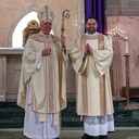 Bishop encourages new deacon to be 'best of God's servants'