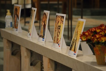 Liturgy reflects love for Mary, culture