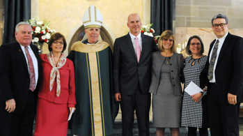 Promoters of life honored by diocese at annual Mass at Cathedral