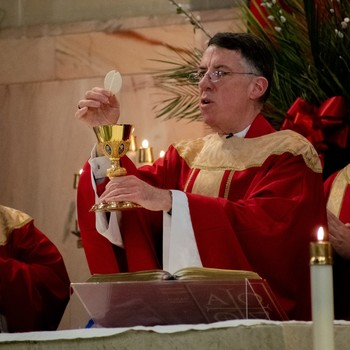 Bishop Checchio: seek 'deep union with Christ' during difficult time