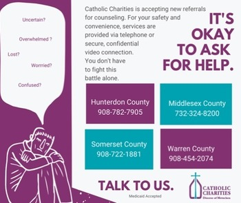 Catholic Charities provides vital services during pandemic