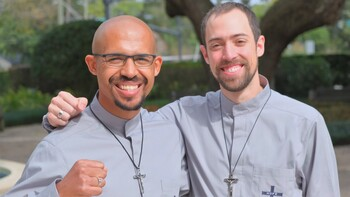 Personal relationship with Christ fuels Rutgers graduate's vocation