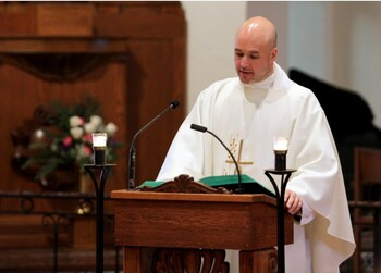 NC Catholic priest, diagnosed with rare brain disease just last month, dies at age 53