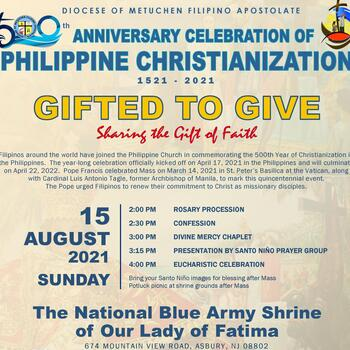 Introduction of Christianity in the Philippines