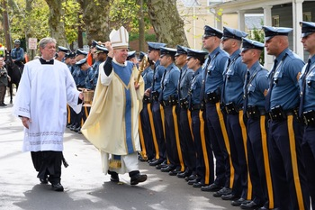 Diocese to honor law enforcement personnel at 19th annual Blue Mass
