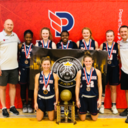 Platinum finishes 3rd at National Basketball Championships