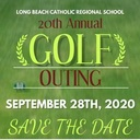 Save the Date! 20th Annual LBCRS Golf Outing will be held on Monday, September 28, 2020!