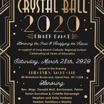43rd Annual Crystal Ball Dinner Dance