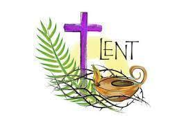 LOOKING AHEAD TO LENT - Click here for details