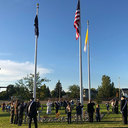 Council 11930 Flag Pole Dedication
