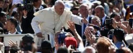 General Audience or Papal Mass